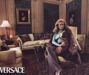 Gianni Versace Runway Fw2000 Top And Silk Pants 2 Piece Set Iconic