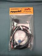 New Powerlet Motorcycle Bmw Ican Stock Socket Rewire Harness 48 Pkt-067-48