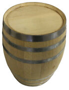 5 Gal New White Oak Barrel For Aging Whiskey Wine Cider Beer Or As Decor