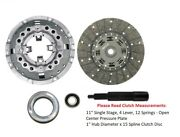Ford Tractor 3000 3055 3100 3110 3120 3190 3300 3310 3330 3400 3900 Clutch Kit