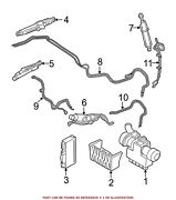 For Bmw Genuine Convertible Top Hydraulic Pump 54377128779