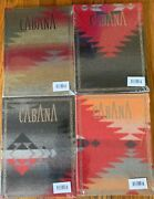Four Sealed Copies Of Cabana Magazine Issues 8 — Fall-winter 2017
