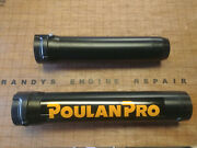 Poulan 501424348 And 501424349 Leaf Blower Tubes Weedeater Craftsman 967086901