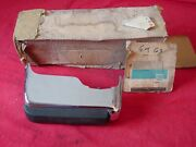 Nos 1976 77 Buick Century Rh Front Bumper Guard New Gm 1250084
