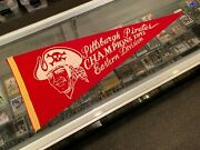 1972 Pittsburgh Pirates Eastern Division Champions Very Rare Pennant Ex/mt
