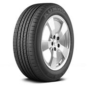4 New 255/60r17 Inch Kumho Solus Kh16 Tires 255 60 17 R17 2556017