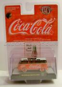 1962 And03962 Volkswagen Microbus Chase Car Hobby German Coca-cola Coke M2 Machines