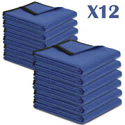 Moving Blankets Set Of 12 - 72 X 80 Performance Heavy Duty Professional