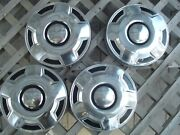 Ford Pickup Truck Van Dog Dish Center Caps Hubcaps Wheel Covers Fomoco 3/4 Ton