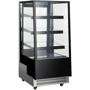 Marchia Tmb25 25 Straight Glass Refrigerated Bakery Display Case