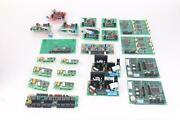 Gamewell, Thorn, Notifier, Grinnell Fire Control Boards, Components Lot Of 21