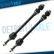 For 2002 2003 2004 2005 Dodge Ram 1500 Both Front Stabilizer Sway Bar Links 4x4