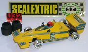 Scalextric Exin C-4056 Brabham Bt46 F1 2 Parmalat Yellow Excellent Condition
