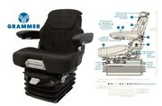 Grammer 12v Air Suspension Seat New Holland Tractor Combine
