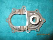1920s Harley J Jd Gearbox Side Cover 1925 To 1929