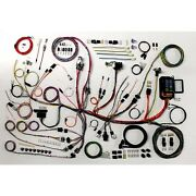 1953-62 Chevy Corvette American Autowire Classic Update Wiring Harness 510267