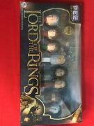The Lord Of The Rings Pez Collector's Series Limited Edition Set 2011 New W/b