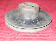 1969 Ford Mustang Mach 1 Fairlane Torino Cougar Cyclone Gt 390 Water Pump Pulley