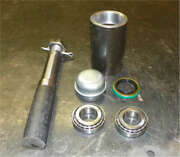 Tire Carrier Hub And Spindle Kit - Bumper Builder Parts - Free Shipping