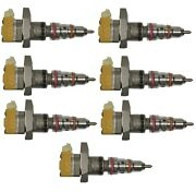 Set Of 7 Standard Fuel Injectors Cyl 1-7 For Ford Ic Corp International 7.3l V8