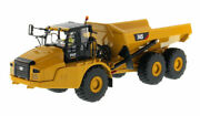 Caterpillar 1/50 Cat 745 Diecast Engineering Truck Articulated Lorry 85528 Toys