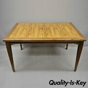 Rosewood Danish Mid Century Modern Style Extension Dining Table By Paul Downs