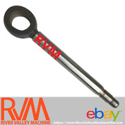 Hydraulic Rod - Solid Forged Chromed [9063664] 315mm Aftermarket For Liebherr
