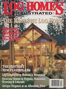 Lh052 Log Homes Illustrated Volume 4 Issue 2 April/may 1996