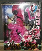 Monster High Catty Noir Friday The 13th Doll