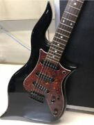 Rare Esp Ft-300k Electric Guitar W/ Case Shipped From Japan