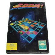 Sealed Ibm Pc 256k Or Tandy 1000 Zoom Arcade Style Computer Game C.1988 New