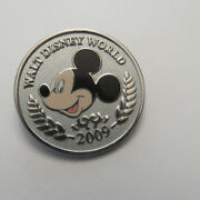 Disney Wdw Character Coins Mystery Mickey Mouse Pin