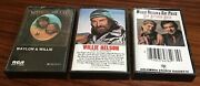Willie Nelson Cassette Tape Lot Of 3 Pre Owned And Tested Always On My Mind Price