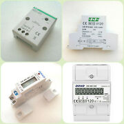 Energy Meter Staircase Light Timer Three Phase Monitor Relay Level Control Relay