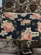 Laptop Cover Floral/used A Coupe Of Times/fits 13 Inch Laptops