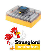 New - Brinsea Ovation 56 Advance Incubator - Automatic Hen Ag46 Poultry
