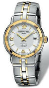 Raymond Weil 9540-stg-00307 Parsifal Two-tone Menand039s Watch