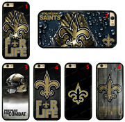 New Orleans Saints Hard Phone Case For Touch / Iphone / Samsung / Lg