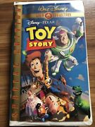 Toy Story Vhs 2000 Special Edition Clam Shell Gold Collection
