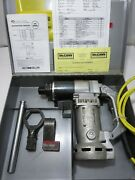 Tone Stc12ae Torque Control Wrench Electric 115v 370 - 900 Ft Lbs 2016 W/ Docs