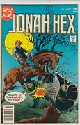 Jonah Hex 5 Very Fine Condition Rep. 1st App From All- Star Western Tales 10
