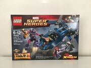 Lego 76022 Superheroes X-men Vs. The Sentinel Building Set / Collectible Toy