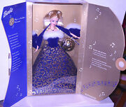 7899 Nrfb Mattel Ring In The New Year Bonne Annee Barbie Foreign Box