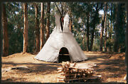 12and039 Cheyenne Style Tipi/teepee Door Flap And Carry Bag