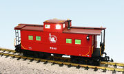 Usa Trains G Scale 12174 Center Cupola Caboose Jersey Central