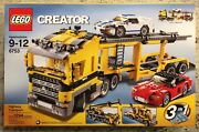 Lego 6753 Creator 3 In 1 Highway Transport, New In Factory Sealed Box, Ages 9-12