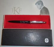 Rare Kennedy White House Parker Gift Pen With Original Box