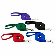 Dog Walker Special, Dog Leashs 8 Foot. Wholesale Prices Lots Of 10, 20 30 And 40