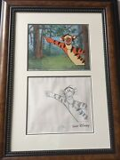 Animation Collectible Art By Walt Disney Studios Winnie The Pooh This Way