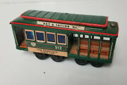 Vintage Friction Toy San Francisco Cable Car